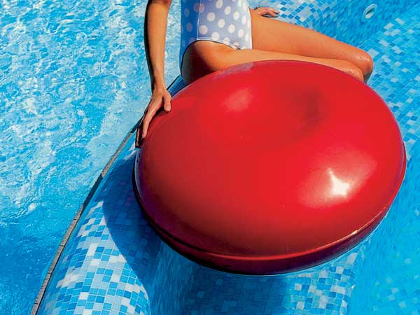 Bazén ako nový