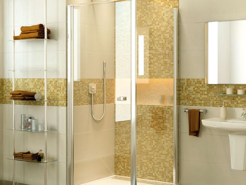 Inovované sprchovacie kúty