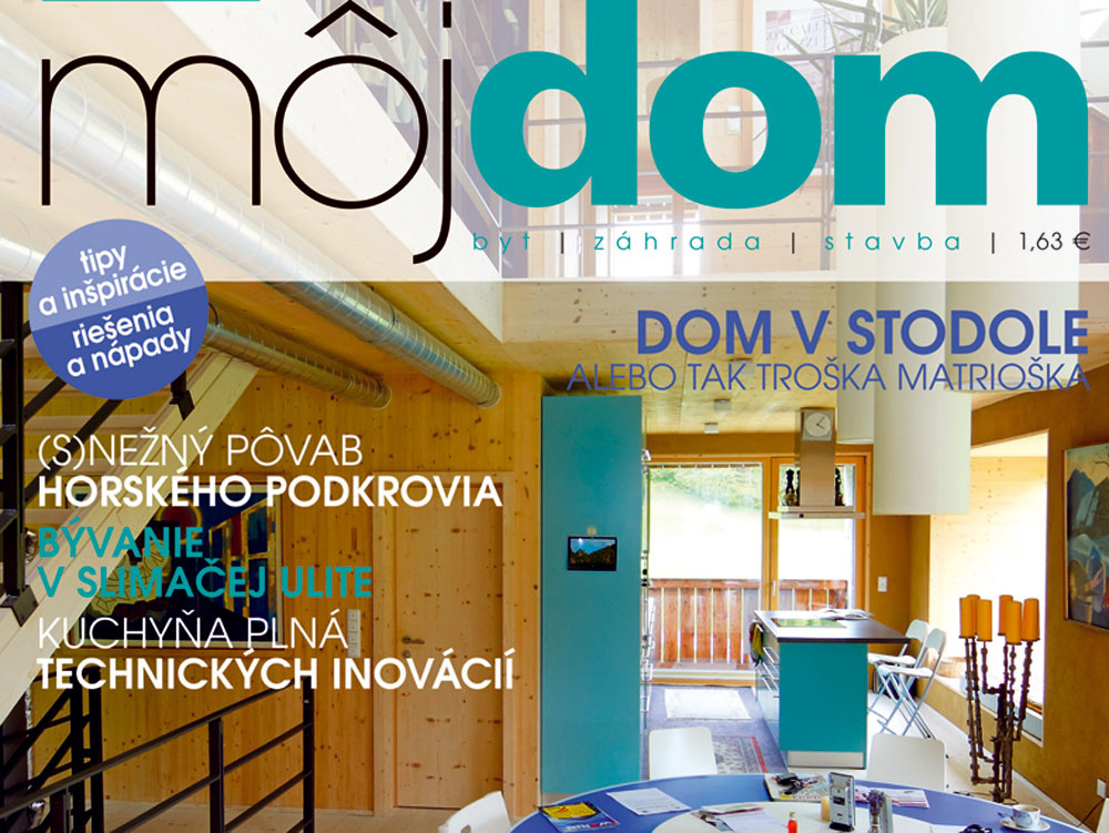 Výsledky súťaže testujte s nami z časopisov Môj dom 06/2011 a Môj dom ekoBývanie 02/2011