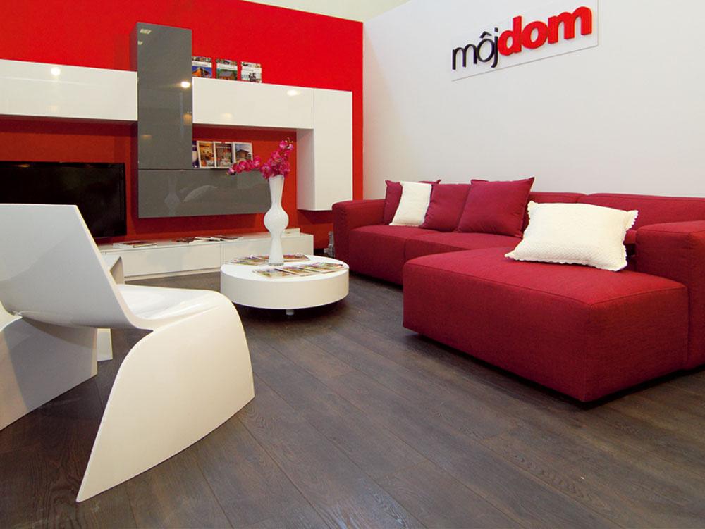 Súťaž: Zariaďte si obývačku s časopisom Môj dom!