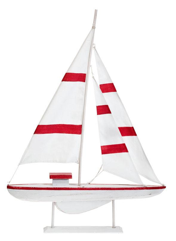 Dekoračné plachetnice Polo, cena od 9,99 €.