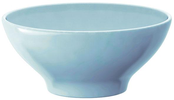 Miska IKEA 365+ zo živicového porcelánu. Priemer misky 13 cm, výška 6 cm, cena 1,99 €.