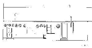 Pohľad na domček s galériou