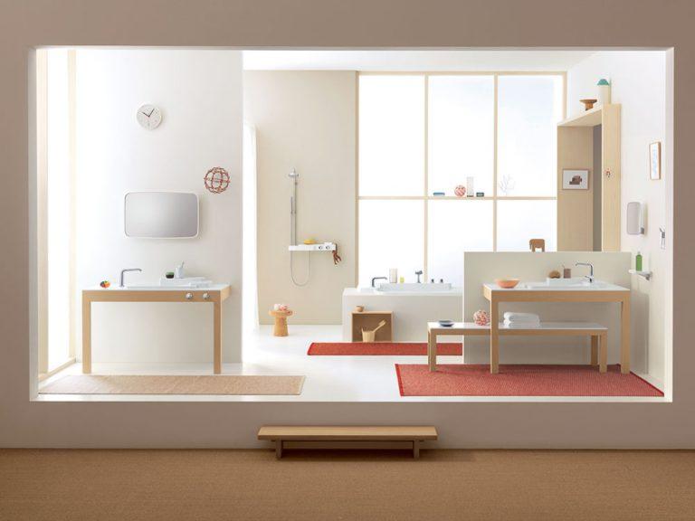 Funkčnosť a estetika v kúpeľni