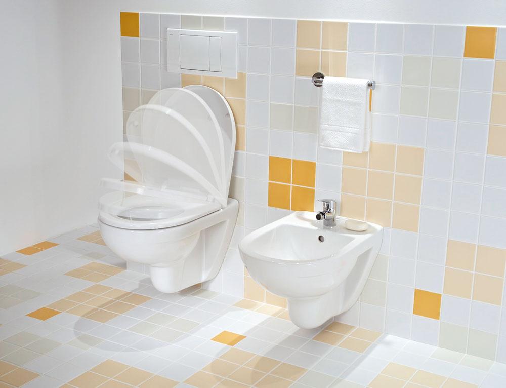 Antibakteriálna duroplastová záchodová doska spoklopom, ktorého súčasťou je spomaľovací mechanizmus Slowclose, vám ušetrí kopec nervov.