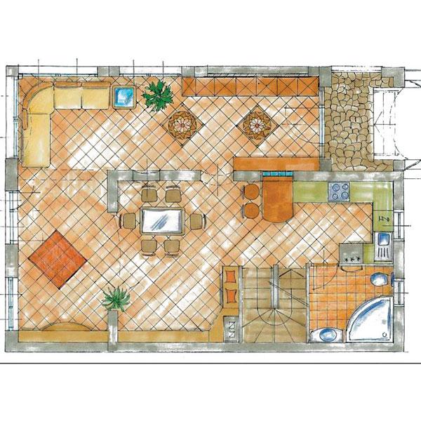 Kurz navrhovania interiérov
