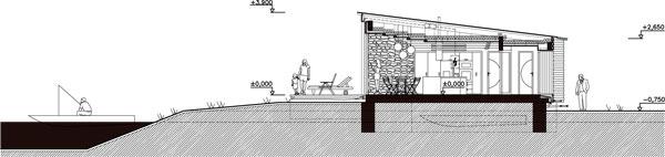 Sekulská chata rybára