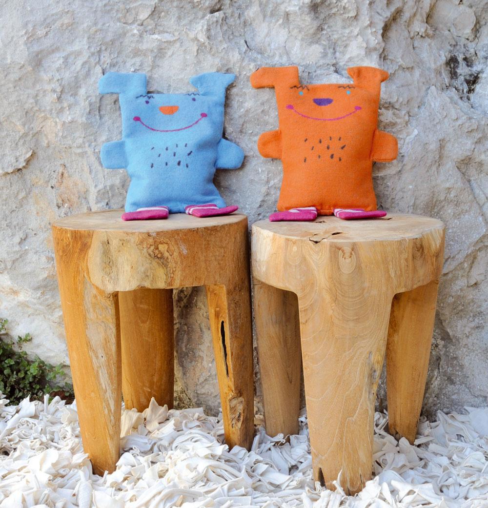 Rakúska značka David Fussenegger vyberala pre svoje textílie zfarebnej škály krajín zaliatych slnkom