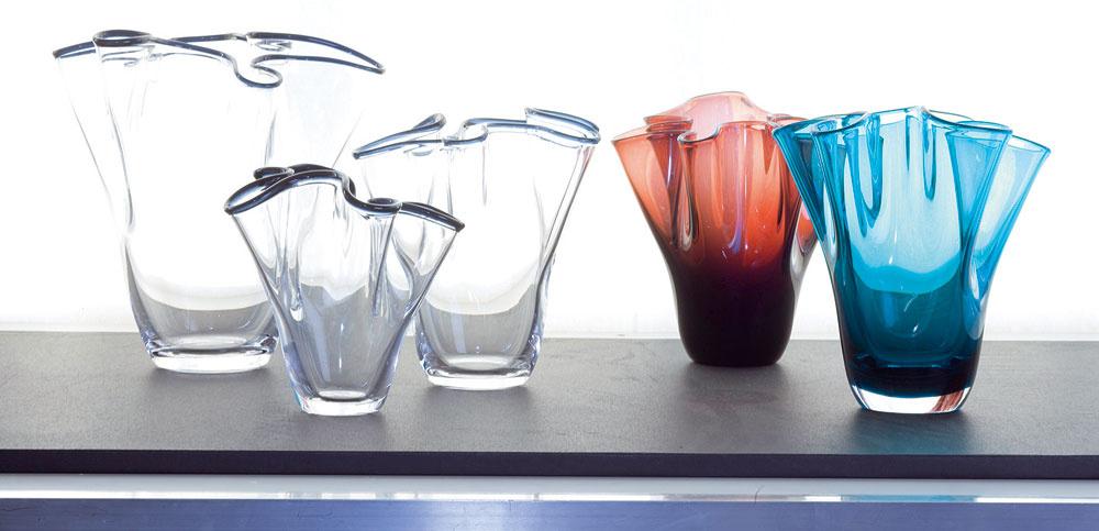 Vázy-závojnatky