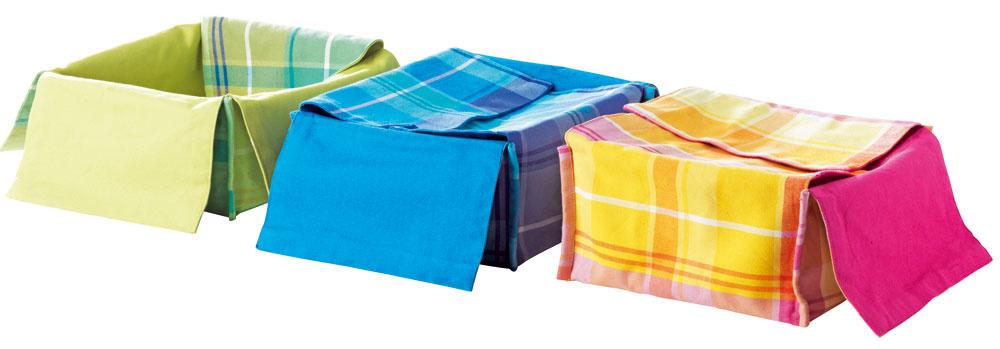Chlieb apečivo ku grilovaniu patria. Uložte ho do textilných košíkov, ktoré ho počas grilovania uchránia pred hmyzom aoschnutím.
