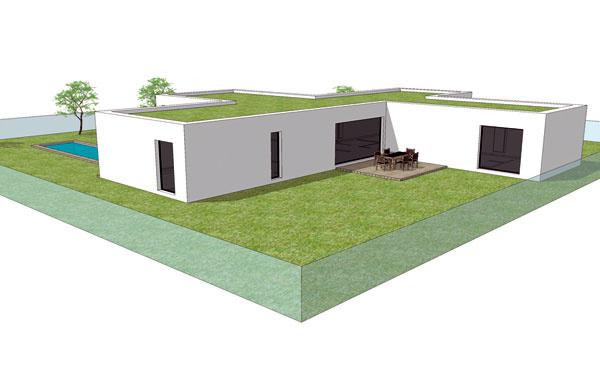 Keď dom, tak snízkou spotrebou energie
