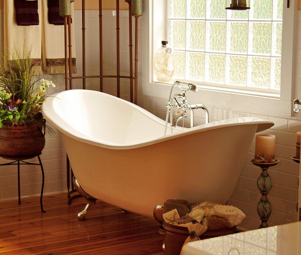 Do miestností svyššou vlhkosťou, ako napríklad do kúpeľne, sa stropné chladenie neodporúča inštalovať (na strope by sa mohla zrážať para).