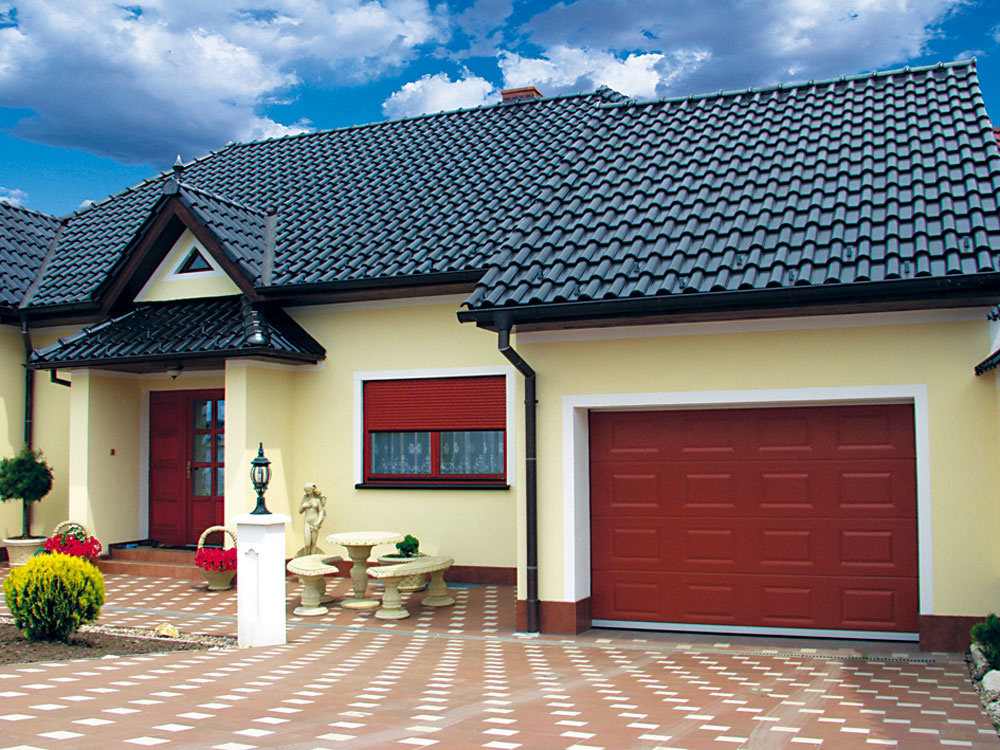 Ponuka KALYPSA rozšírená o kvalitné garážové brány
