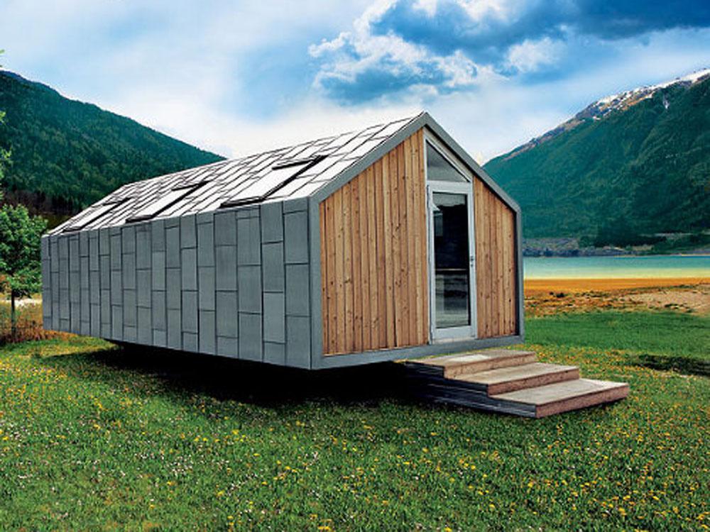 Mobilné domy – alternatívny spôsob bývania