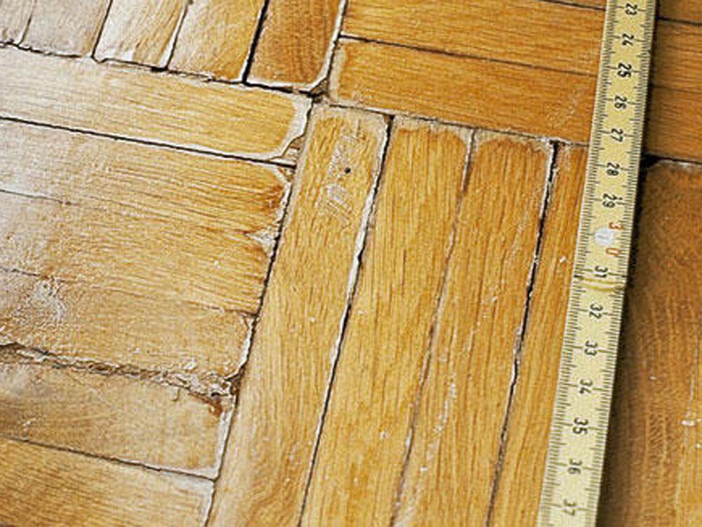 Oprava alebo výmena podlahy