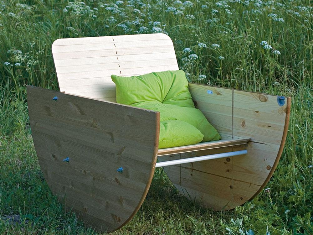 Dizajn. Umenie. Odpad.  alebo Zariaď dom, zachráň strom