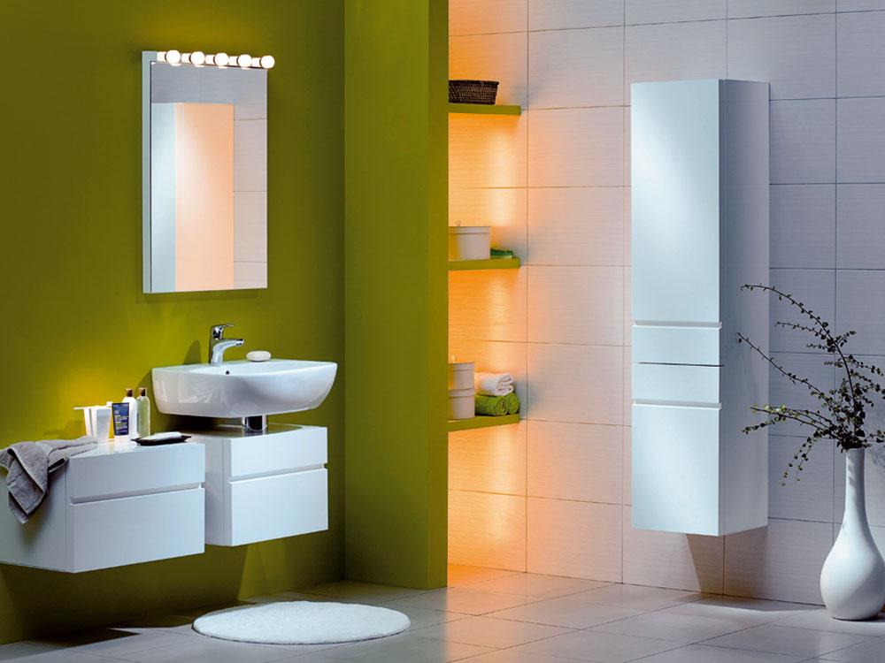 Ako na osvetlenie v kúpeľni
