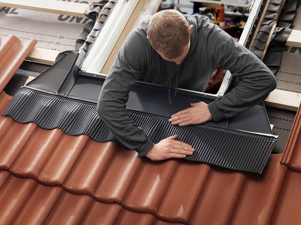 Zateplené v každom detaile – systémové riešenie osadenia strešného okna