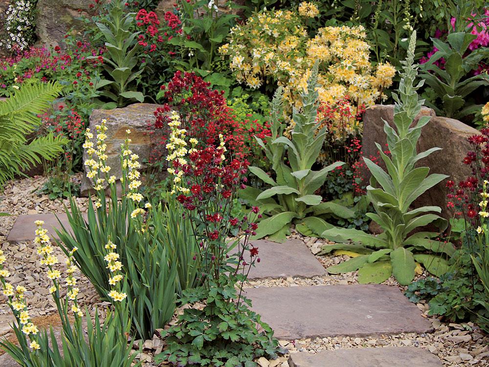 Záhradné chodníky a cestičky
