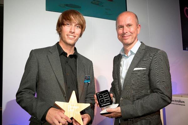 Slovák víťazom prestížnej súťaže Electrolux Design Lab