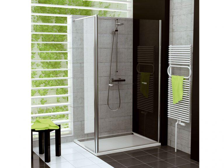 Aký je trendový sprchovací kút?