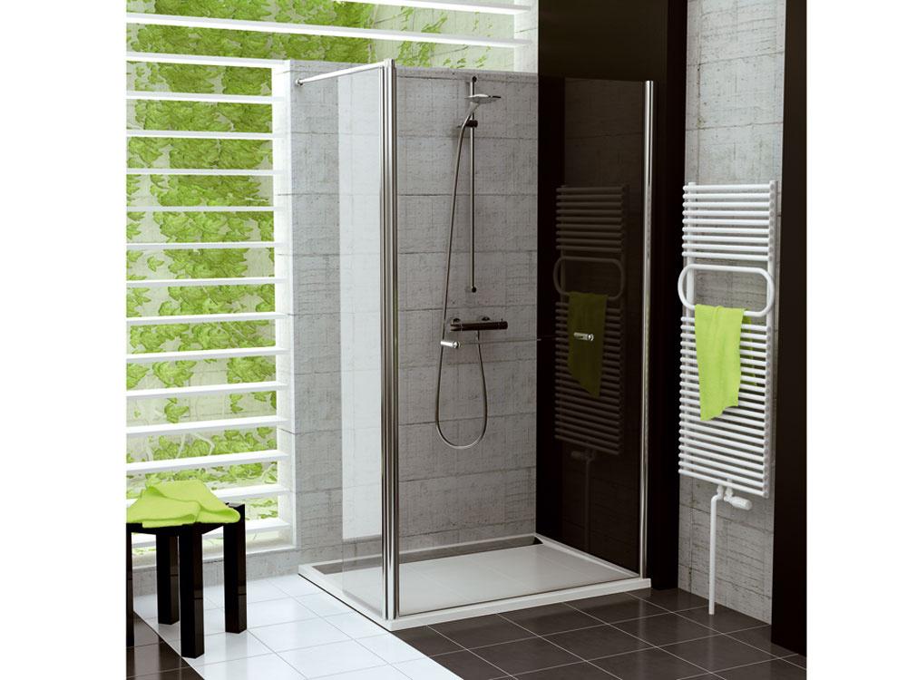 Jičínska firma SanSwiss ponúka vsúčasnosti 14 základných produktových radov sprchovacích kútov Ronal. Vanička ILA sa uplatní vkaždom sprchovacom kúte, pri ktorom sa kladie dôraz na estetiku, hygienu, tesnosť ajednoduchú údržbu.