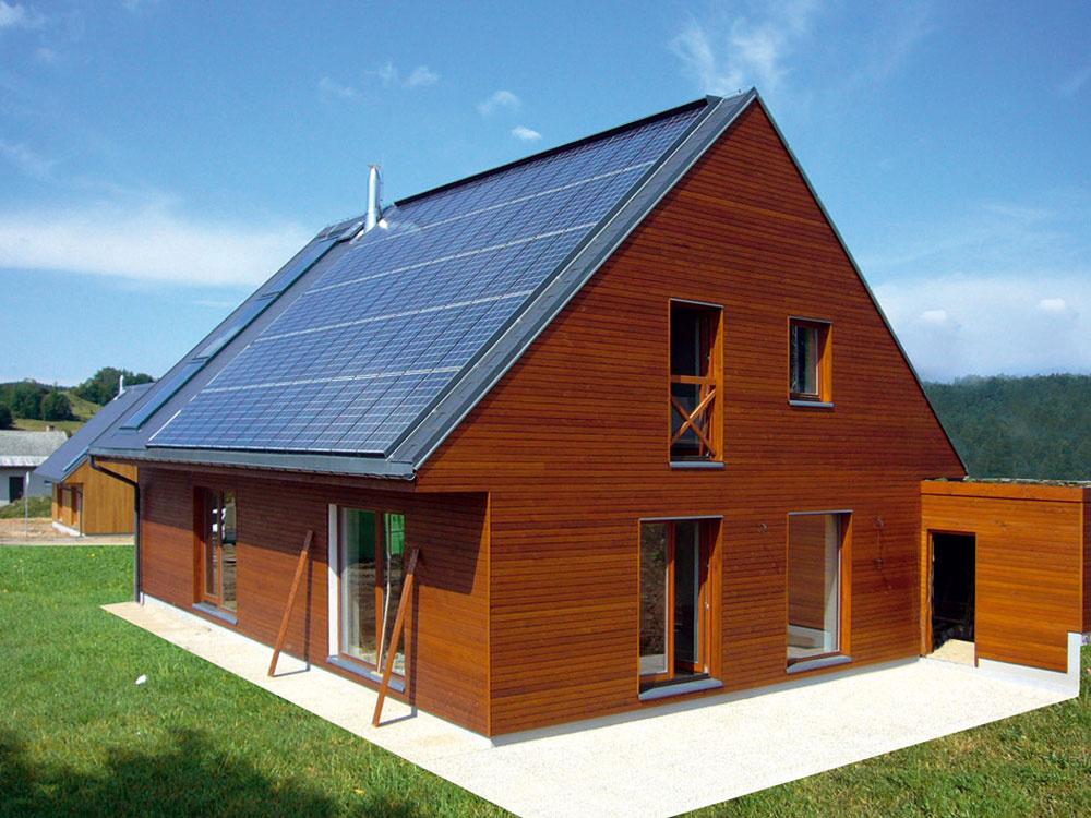 Deväť zásad nízkoenergetického domu