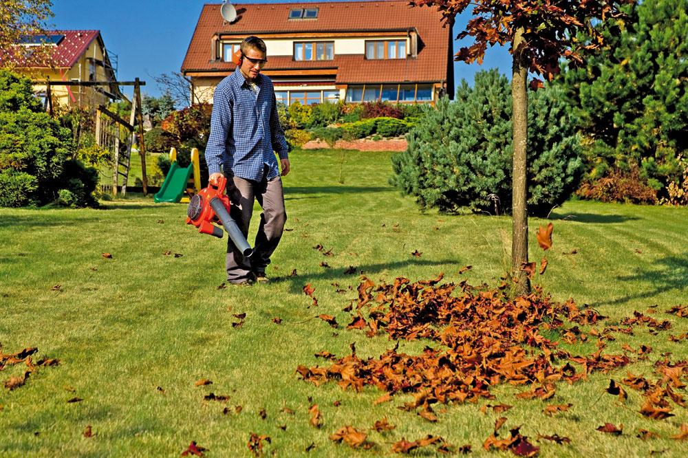 TIP na nákup: Záhradný vysávač