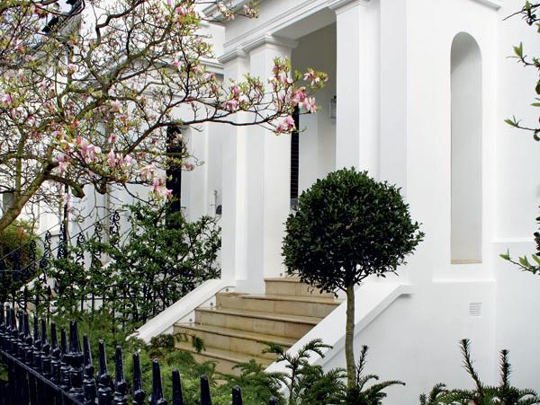 Dom v srdci Londýna neďaleko Hyde Parku