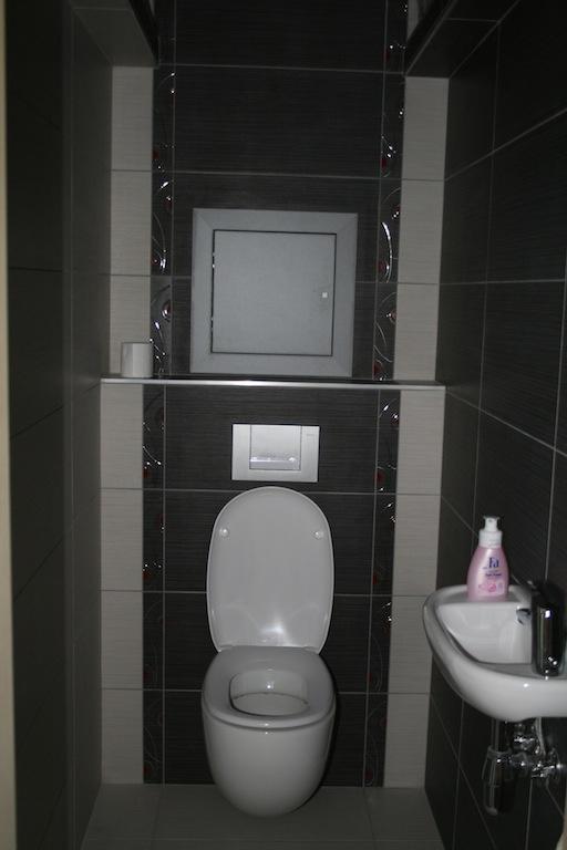 VÁŠ TIP: Vytvorenie modernej a zároveň účelnej toalety s vychytávkou