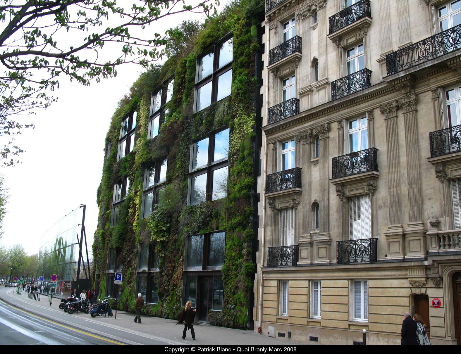 Quai Branly Múzeum, Paríž