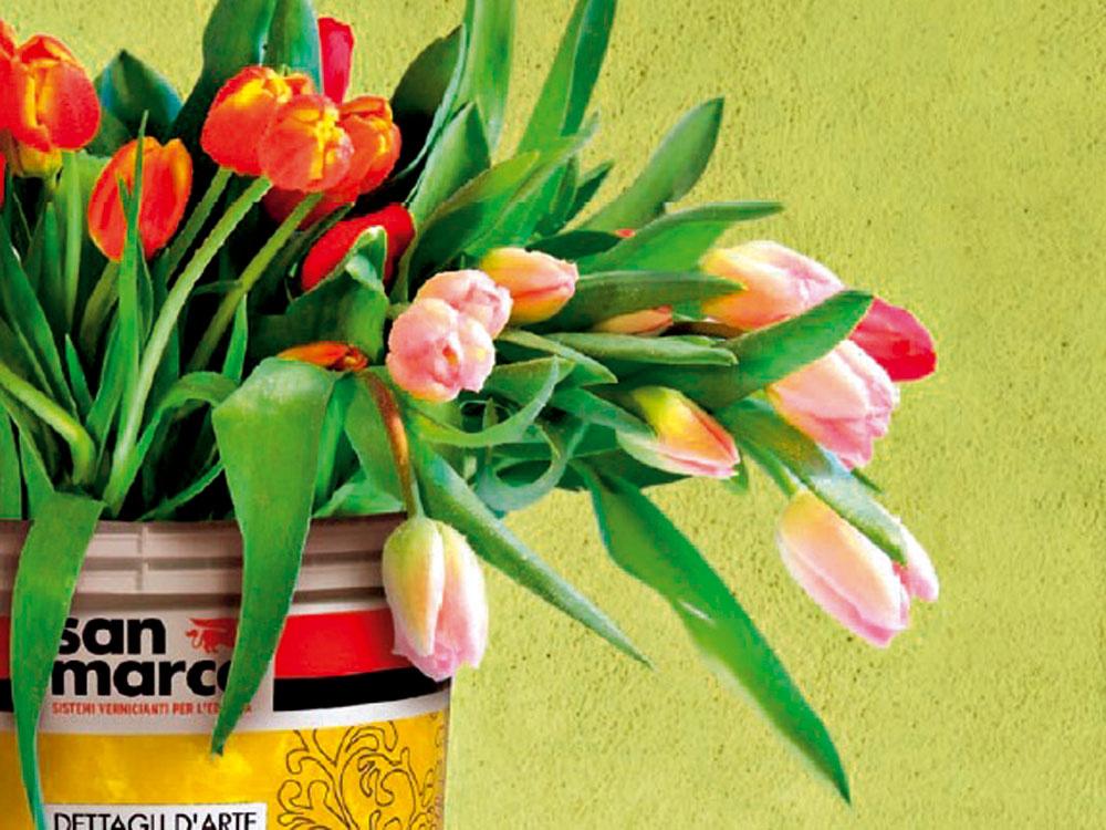 Jeseň azima, keď počasie už neumožňuje stavebné práce vonku, sú ideálnym časom na úpravy interiéru, napríklad nazmenu farebnosti stien. Hypoalergénne farby do interiérov, ktoré na Slovensko dováža spoločnosť San Marco, dostanete upredajcov vBratislave, Trnave, Pezinku, Senici, Dubnici nad Váhom, Piešťanoch, Prešove, Košiciach, Bardejove aMichalovciach.