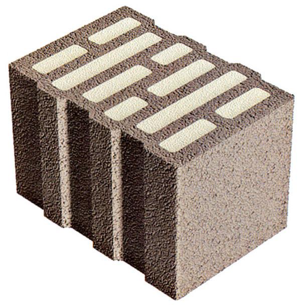 Tvarovka zľahčeného betónu (Liapor)