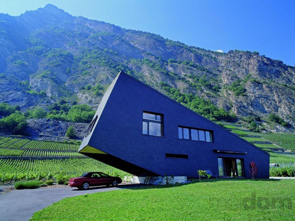 Atypiáda: Vybrali sme 10 nezvyčajných domov!