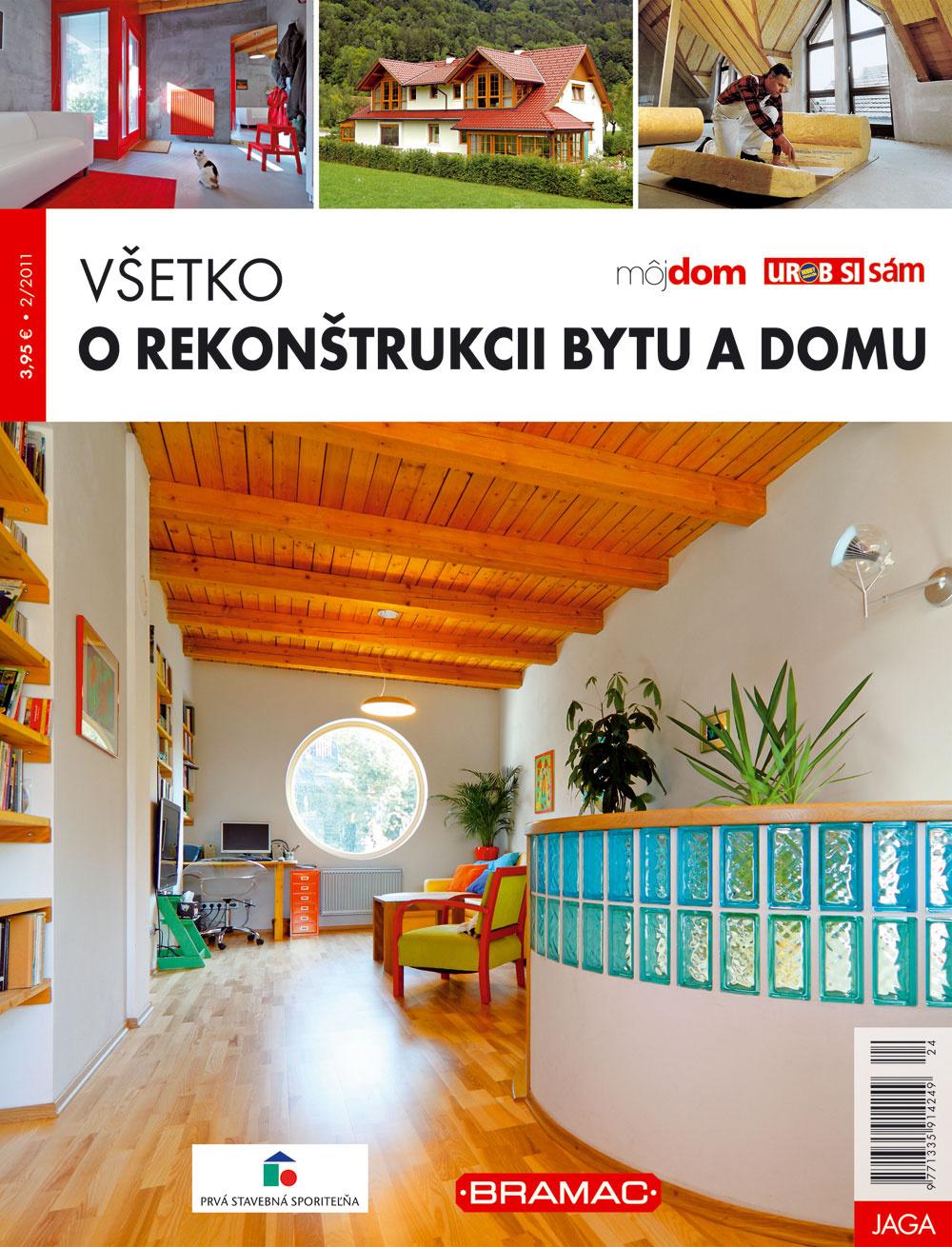 foto na titulnej strane: Dano Veselský (realizácia: Ing. arch. Petr Hurník)