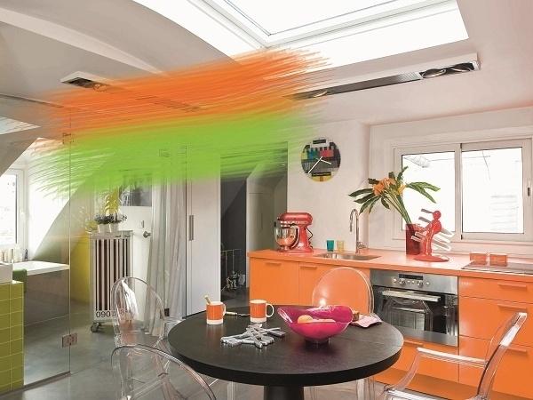 Ako oživiť váš príbytok – teória farieb