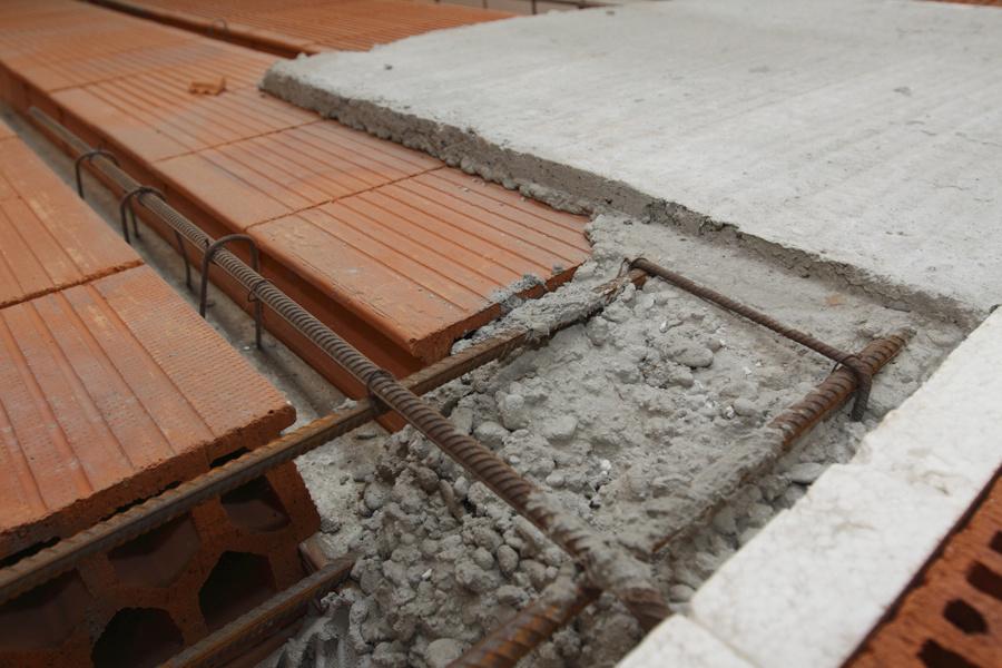 Správne zvládnutá realizácia keramickej stropnej konštrukcie.