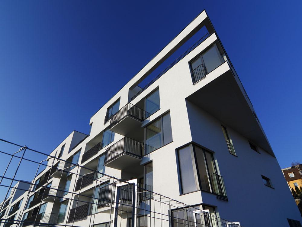 Nízkoenergetický bytový dom Minergo
