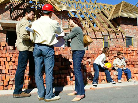Viete presne, za čo platíte pri stavbe domu?