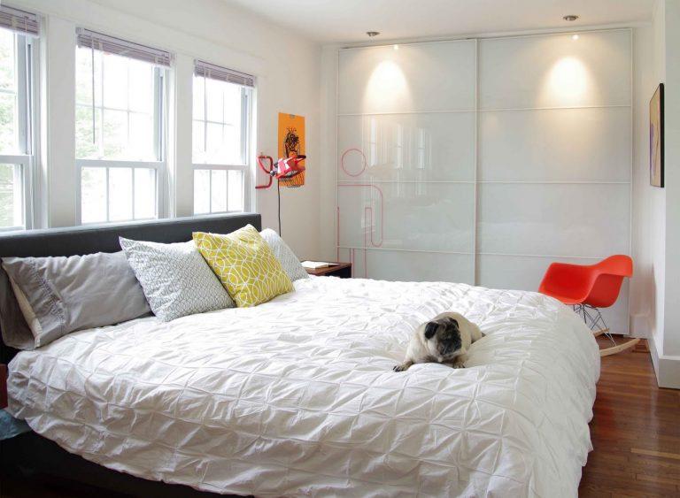 VÁŠ TIP: Zväčšenie spálne o priestor pre šatníky