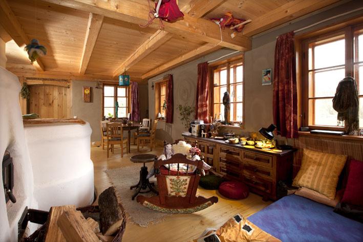 Dom z prírodných materiálov za 79 000 €