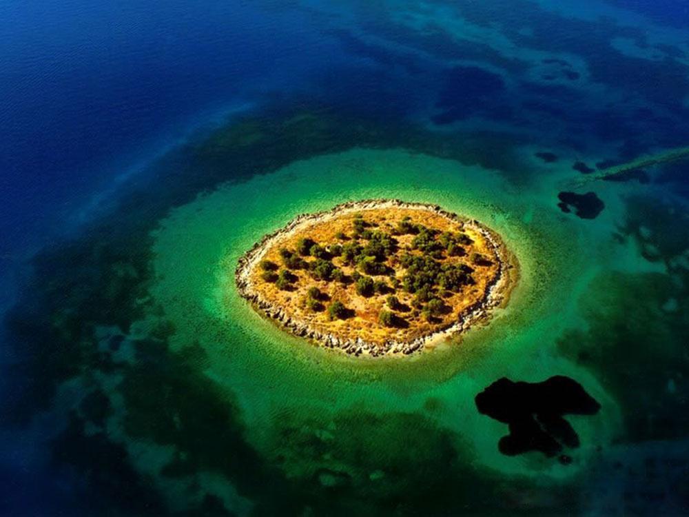 Nové bývanie na vlastnom ostrove