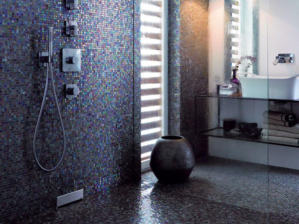Štýlový sprchový odtok
