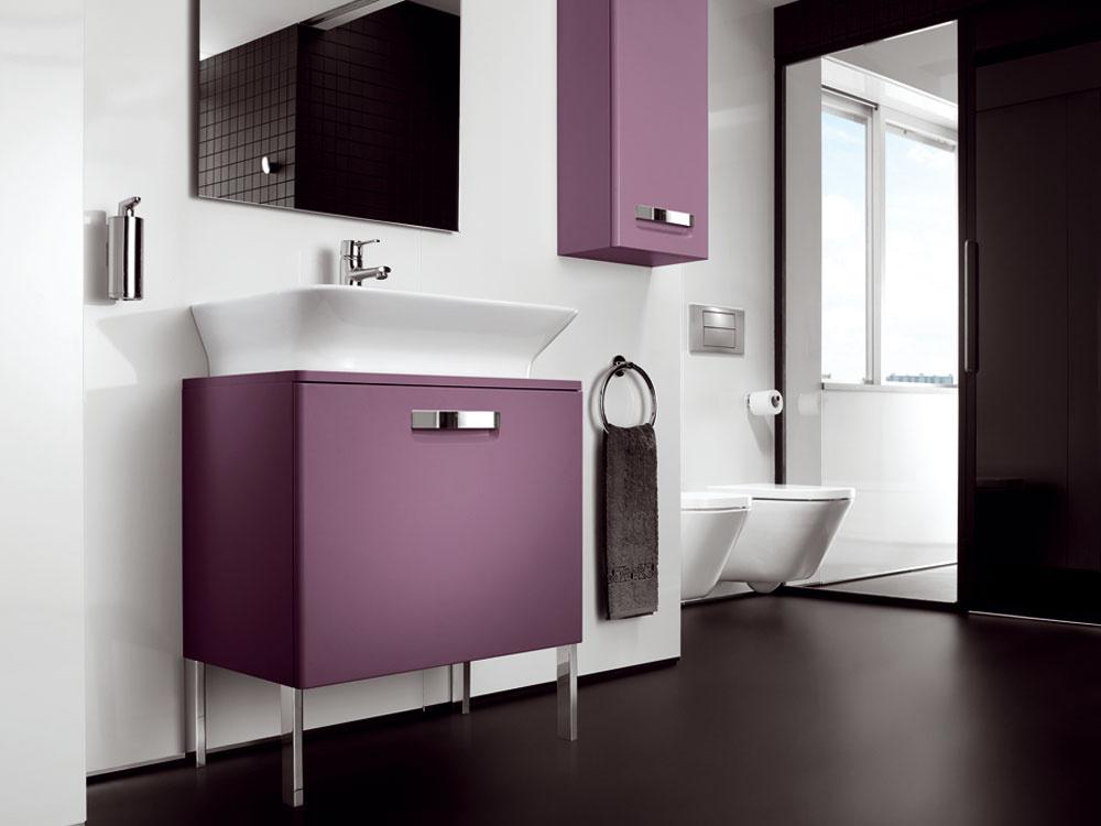 Minimalistický dizajn pre každú kúpeľňu