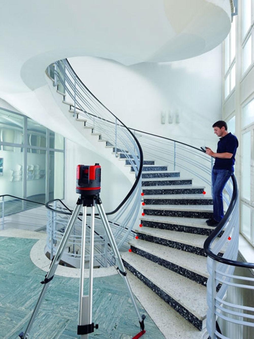 Laserový merač vzdialeností Leica 3D DISTO