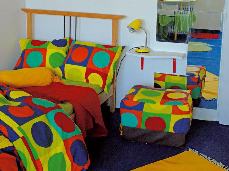 Meníme detskú izbu za malý obnos peňazí