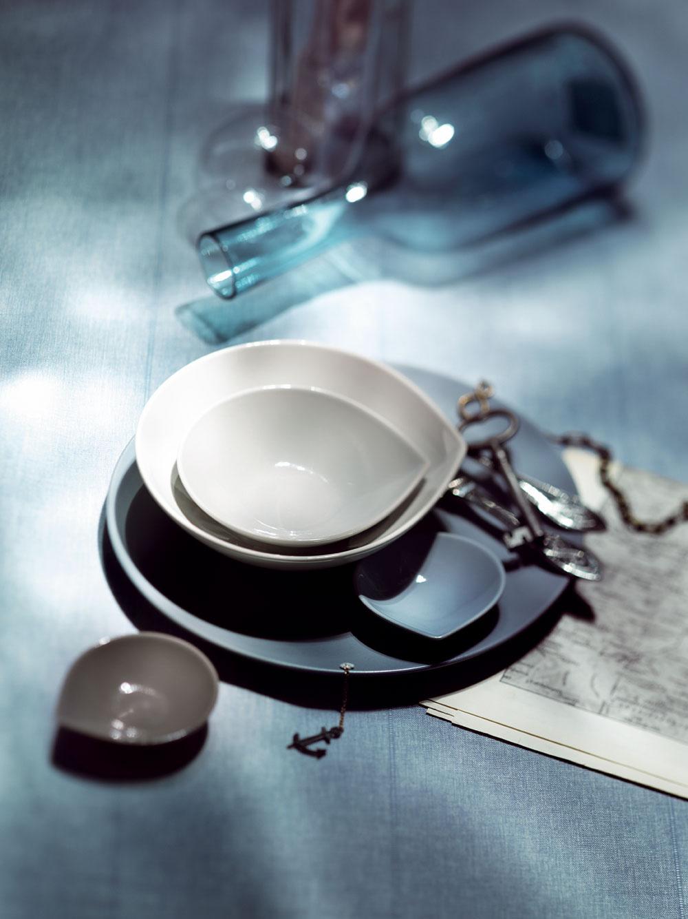 Súprava riadu anádob na servírovanie Mycket, cena od 0,99 €/ks, predáva IKEA.