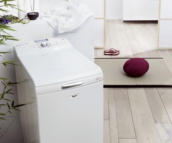 Zhora plnená práčka Whirlpool AWE 9630 ZEN Technology sprogramom na nočné pranie (umožňuje využívať nočnú tarifu), energetická trieda A++, 642,95 €