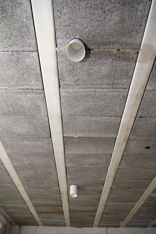 Príprava na vzduchové rozvody v interiéri (