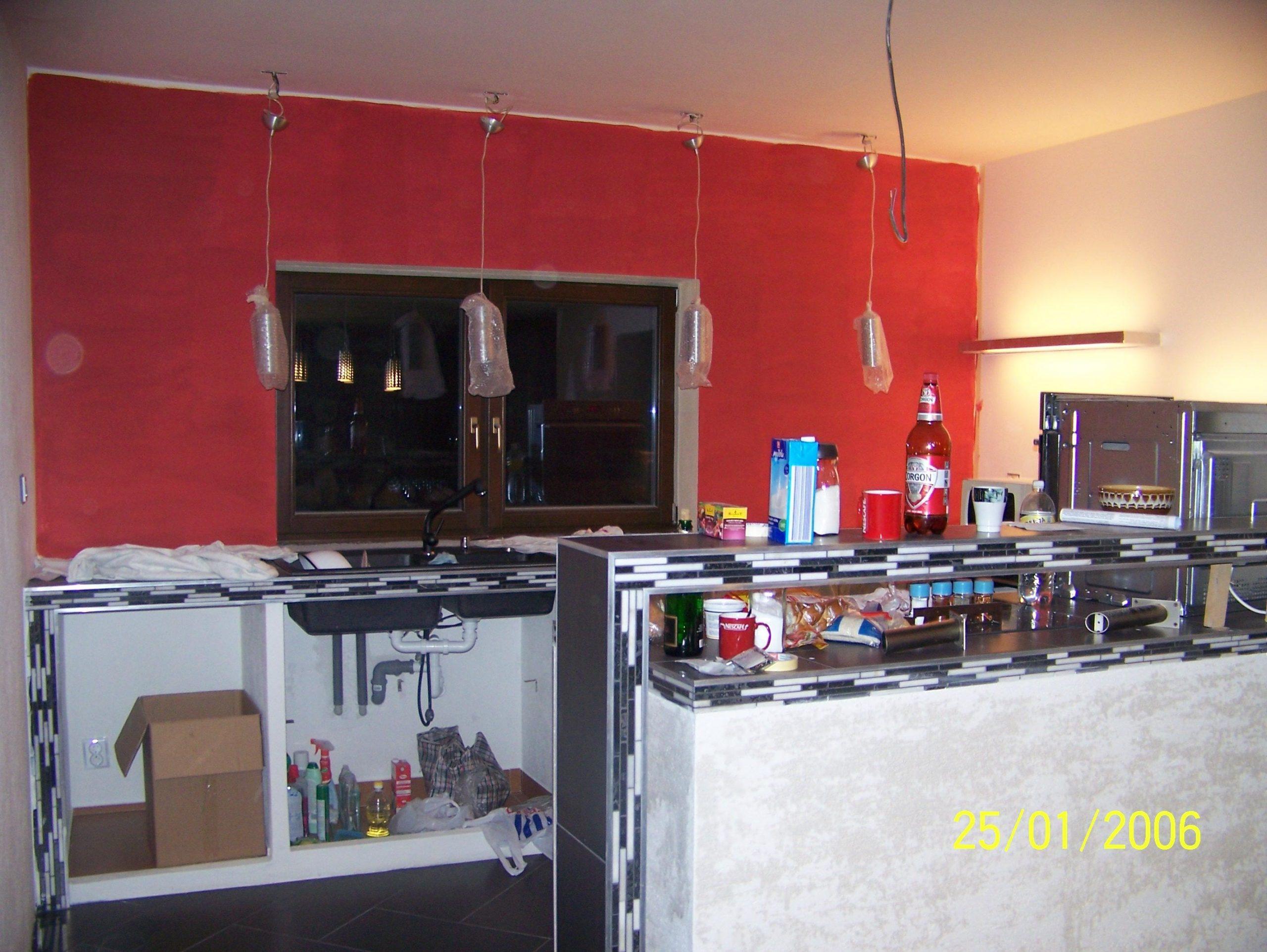VÁŠ TIP: Námet na murovanú kuchyňu